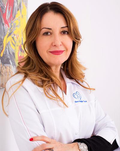 Dr. Daniela Oprescu - Medic primar obstetrica-ginecologie