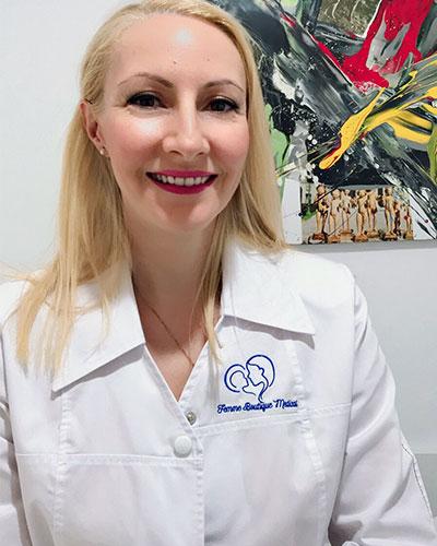 Dr. Mona Zvanca