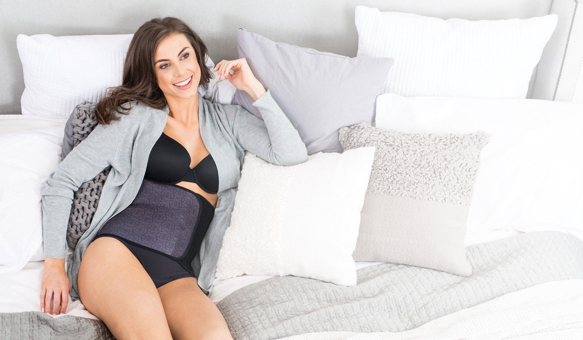 Centurile postnatale - avantaje pentru refacerea rapida dupa nastere I Femmeboutiquemedical.com