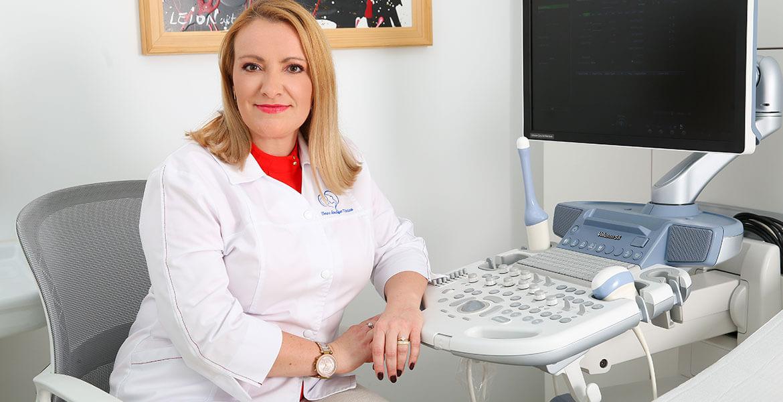 Dr. Andreea Preda Gorgea - medic specialist obstetrica-ginecologie, supraspecializare in diagnoza materno-fetala