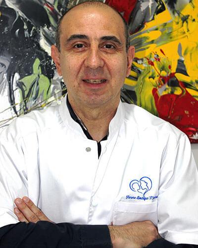 Dr. Ciprian Cristescu - medic primar obstetrica - ginecologie Femme Boutique Medical I Femmeboutiquemedical.com