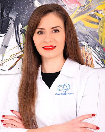 Dr. Laura Tigoianu - medic specialist obstetrica - ginecologie Femme, supraspecializare morfologia de trimestrul 2 Femme Boutique Medical I Femmeboutiquemedical.com
