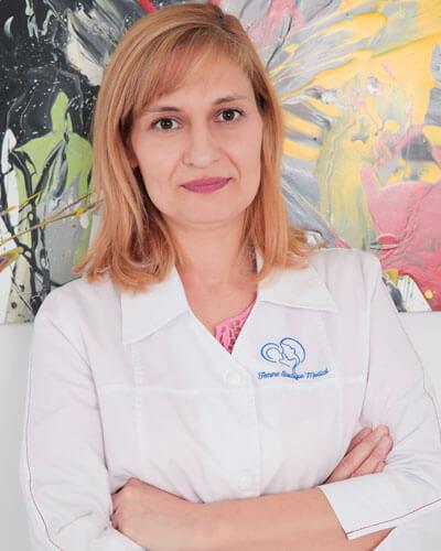 Dr. Irina Oproiu - medic primar obstetrica-ginecologie I Femmeboutique.com