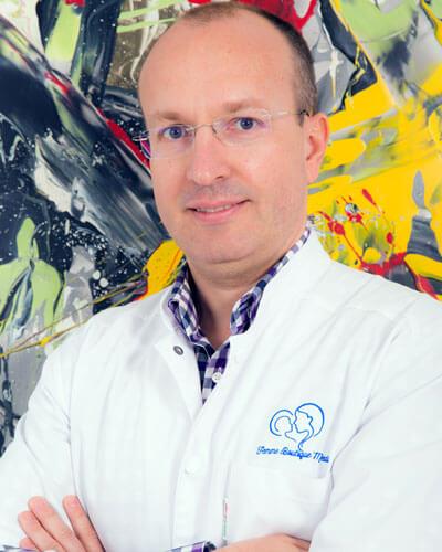Dr. Petre Sorin Badescu - Medic primar obstetrica - ginecologie I Femmeboutiquemedical.com