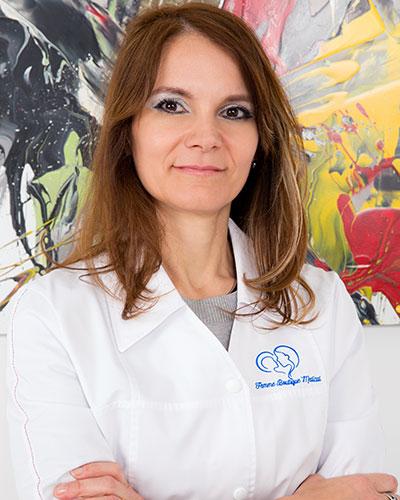 Dr. Alina Laura Dicaconescu - Medic specialist endocrinologie I Femmeboutiquemedical.com