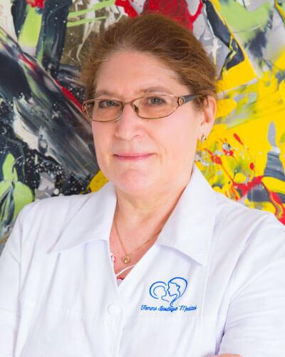 Dr. Magdalena Petrache - medic primar obstetrica - ginecologie. Doctor in stiinte medicale. - fetala Femme Boutique Medical I Femmeboutiquemedical.com