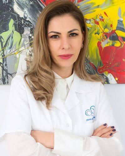 Dr. Anca Sultan - medic specialist obstetrica - ginecologie Femme Boutique Medical I Femmeboutiquemedical.com