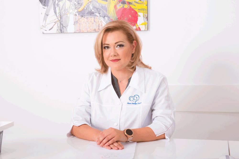 Dr. Cristina Teodorescu - Medic specialist obstetrica - ginecologie I Femmeboutiquemedical.com