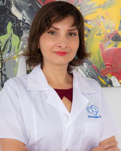 Dr. Simona Florentina Duță - Medic primar obstetrică ginecologie. Supraspecializare în ecografie fetală și medicină materno - fetală I Femmeboutiquemedical.com